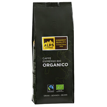 Alps Coffee Espresso Organico